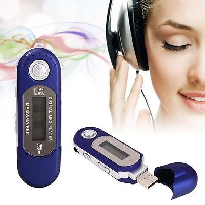 Digital USB MP3 WMA USB MUSIC PLAYER WITH LCD SCREEN RADIO VOICE CB