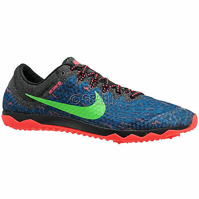 New Nike Zoom Rival XC Womens Cross Country Running Shoes Spikes : Blue