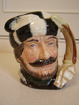 "Royal Doulton Toby Mug ""The Trapper"""