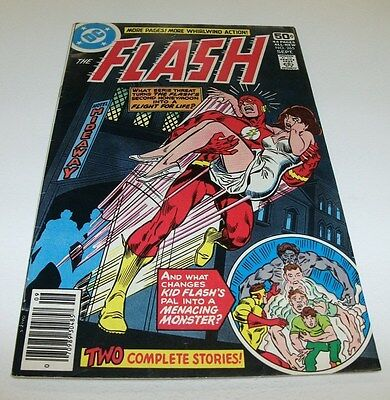Flash #265 Original Owner Collection $5 High Grade Comic Book Fastest Super Hero