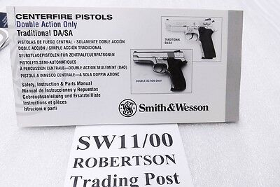 Smith and wesson 1911 owners manual various owner manual guide smith wesson 4006 5906 owner s manual english french german rh picclick com remington 1911 ruger 1911 fandeluxe Images