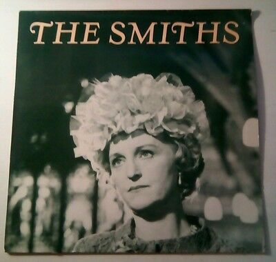 """The Smiths I Started Something I Couldn't Finish 12"""" single"""