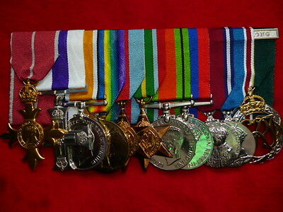 Important WW2 Hong Kong Gallantry Medal Group to a Colonel, Prisoner of War etc.
