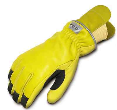 Firemaster  Lime Ultra Gloves X-Small Box2175 L