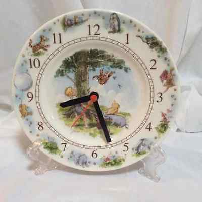 Royal Doulton Classic Pooh Clock