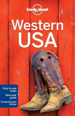 NEW Western USA By Lonely Planet Paperback Free Shipping