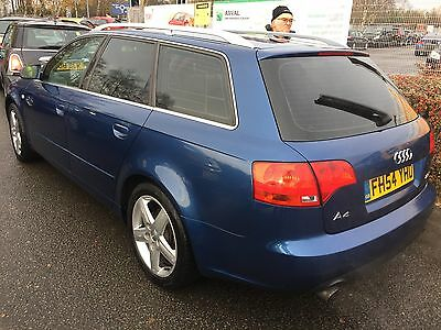 2005 Audi A4 Se T Fsi Auto Fabulous Looking Example,history Long Mot, Lovely Car