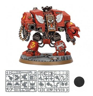 Space Marine Blood Angels FURIOSO DREADNOUGHT New & on Sprue 40K
