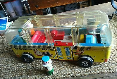 Fisher Price 1959 bus