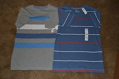 Lot of 2 BNWT Old Navy Youth Boys Size XL 14/16 Short Sleeve Shirts