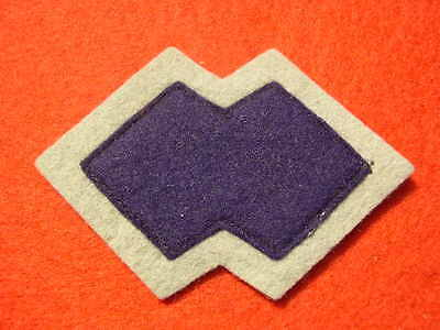 AUSTRALIAN ARMY WW2 COLOUR PATCH 2/6th INDEPENDENT COMPANY