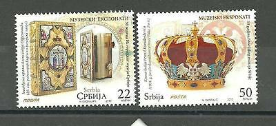 SERBIA 429 2013 Years of the Historical Museum of Serbia MNH