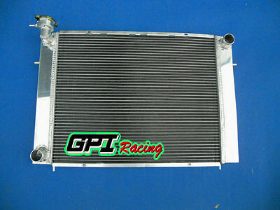 3 Core Aluminum Radiator FOR Holden V8 Commodore VG VL VN VP VR VS MANUAL