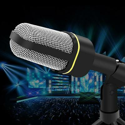 Microphone Mic for Laptop PC Computer Desktop Podcast MSN Skype Web Chat Youtube