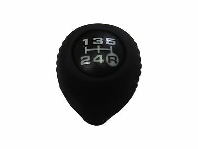 Genuine Toyota Black Leather Gear Knob for Landcruiser 80 100 33504-60130C0
