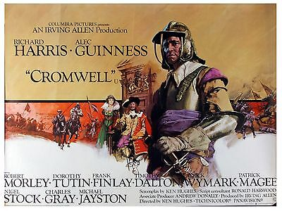 "Cromwell 16"" x 12"" Reproduction Movie Poster Photograph"