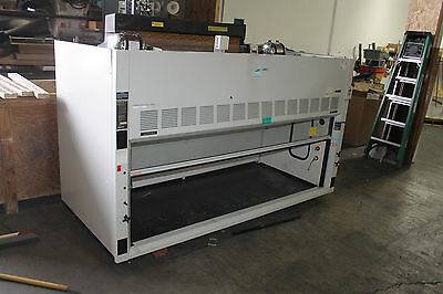 Fisher Hamilton Safeaire  Fume Hood  Countertop 8FT WIDE