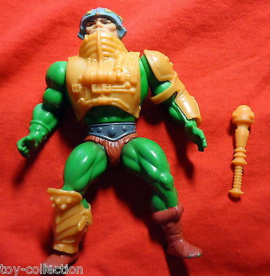Man-At-Arms / Maitre D´Armes - Taiwan 1981 - Masters of the Universe MotU