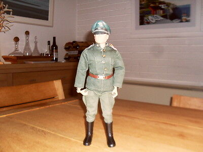 Vintage Action Man  German General