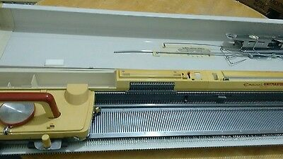 Knitmaster Empisal 360k Knitting Machine for  spare or repair.