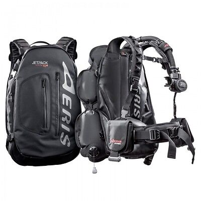 Oceanic JetPack Convertible BCD Dry Backpack