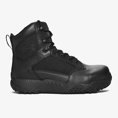 Under Armour Women's Stellar Protect Tactical Boots 1277165 Black CHZ Size NIB