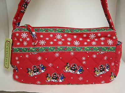 Christmas purse 6X10 inches medium, new with tag, free shipping