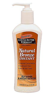 Palmer's Cocoa Butter Formula Natural Bronze Instant Self Tanner 250ml