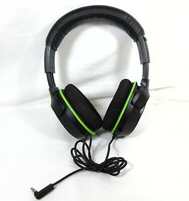 Turtle Beach Ear Force Xo Four Stealth Over-Ear Headset For Xbox One-Black #1241