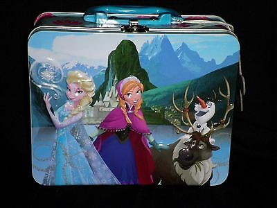 Frozen Lunchbox With 48 piece Puzzle