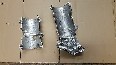 2006-2012 Peugeot 207 1.4 HDI Catalytic Converter Cover Heat Shield ref115