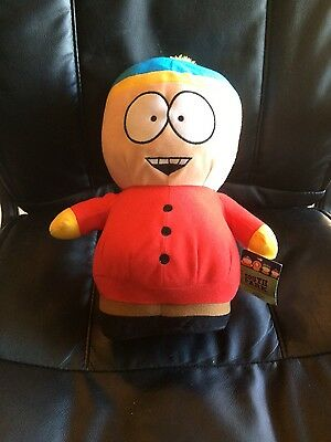 "South Park 11"" ERIC CARTMAN PLUSH Great Condition With Tag"