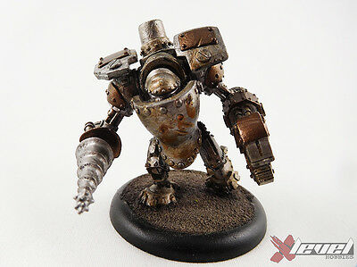 Ghordson Avalancher – Metal [x1]  Mercenaries [Warmachine ] Painted