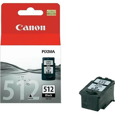 Canon 512 Black Used Empty Ink Cartridge Ready For Refilling Will Post In 1 Day