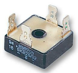 Diodes - Bridge Rectifiers - BRIDGE RECTIFIER 17A 800V