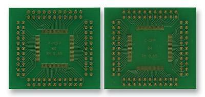 PCB - Prototyping Boards & Breadboards - ADAPTOR QFP 80 84