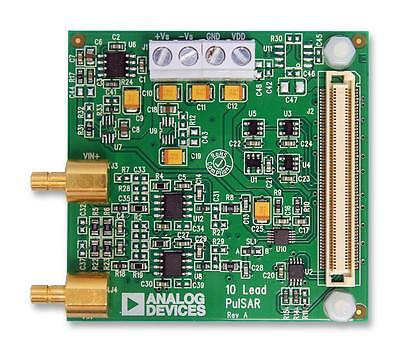 Data Conversion Development Kits - AD7691 PULSAR MEASURING EVAL BOARD