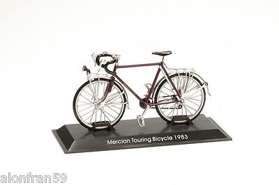 Collection Bicycle 1:15 scale Mercian Touring Bicycle 1983 Diecast BIC077