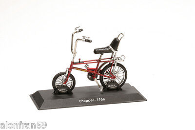 Collection Bicycle 1:15 scale Chopper 1968 Diecast BIC007