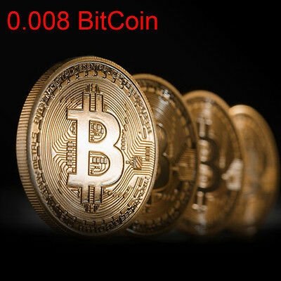 0.008 BITCOIN  Guaranteed Deliver Direct to Your Wallet