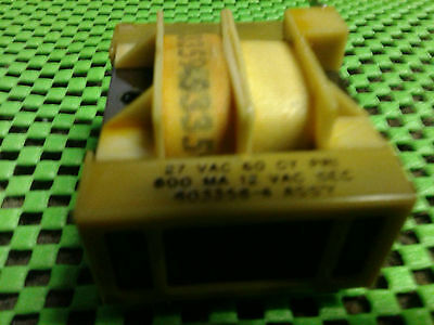 Coinco transformer for beige changers OEM numbers 403358 403358-4 s-75 24 volt