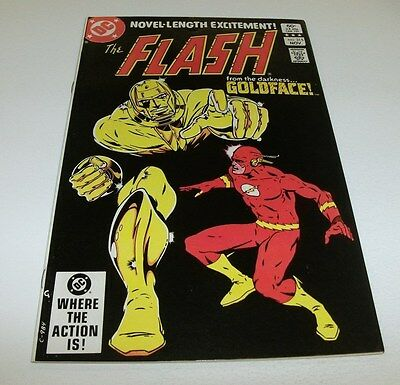 Flash #315 Original Owner Collection $5 High Grade Comic Book Fastest Super Hero