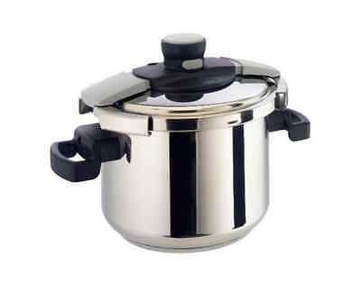 Tefal Clipso One Pressure Cooker -  Stainless Steel 10 Litre - 10 year guarentee