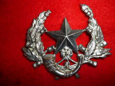 The Cameronians / Scottish Rifles Cap Badge