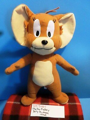 """The Toy Factory Tom and Jerry """"Jerry"""" the Mouse plush(310-3146-1)"""