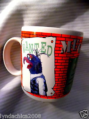 Muppets Collector Gonzo Mug ***Licensed Merchandise***