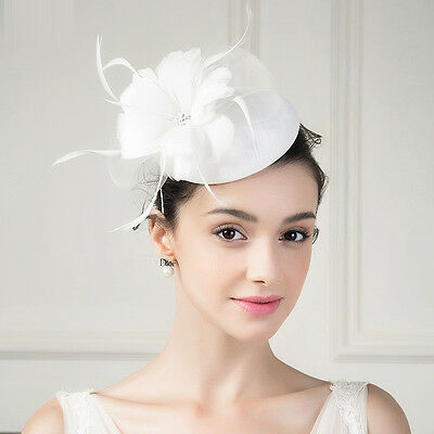 New Ladies wool Hat wedding races ascot Occasion Formal Mother Of The Bride