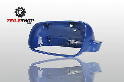 Wing mirror cover VW Lupo (6X1/6E1) left LW5Z Jazzblue painted