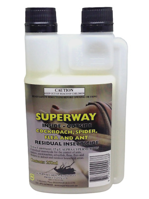 Superway Inside-Outside Residual Insecticide 250Ml