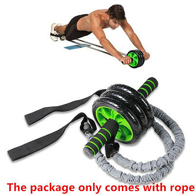 Fitness Equipment Tube Workout Exercise Elastic Resistance Band elastic rope